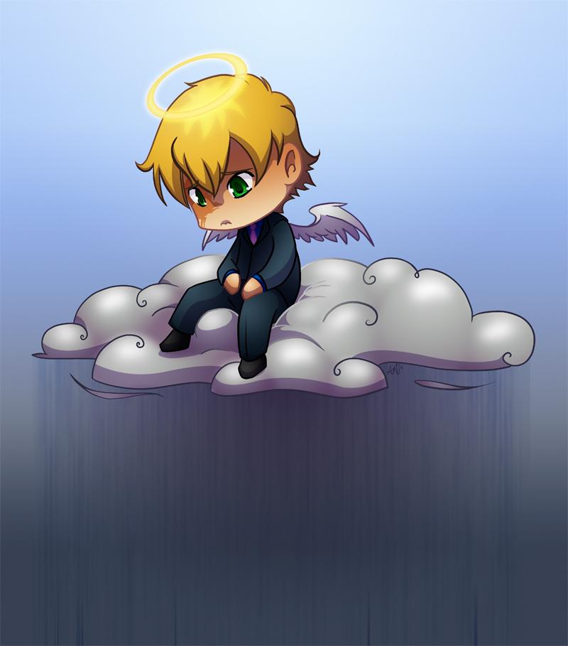Angel Graham by anibunny