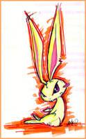 Psycho Rabbit by anibunny