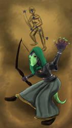 Oblivion - Witchhunter Chitin' Bitin'