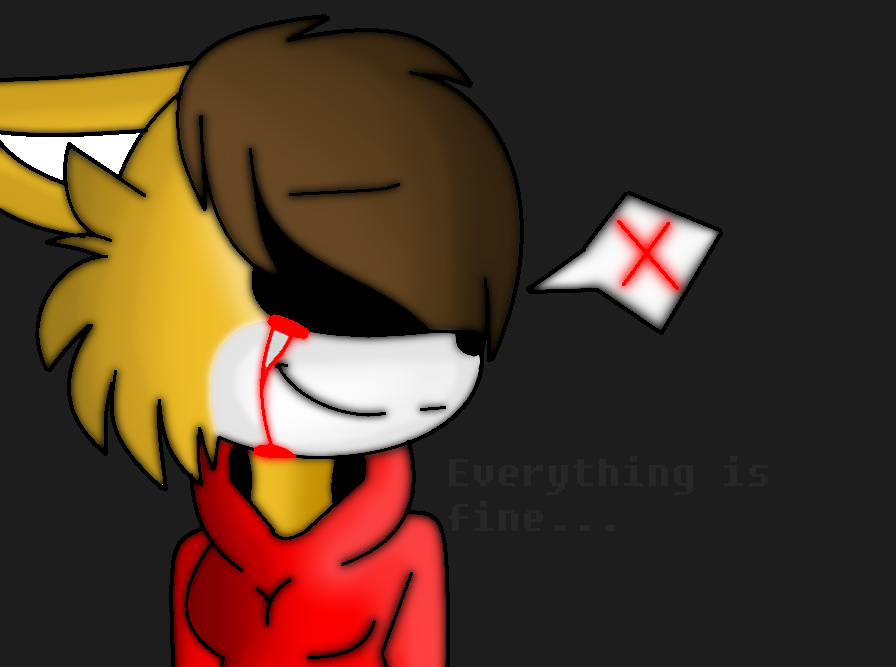 Everything Is Fine by Hazelplier