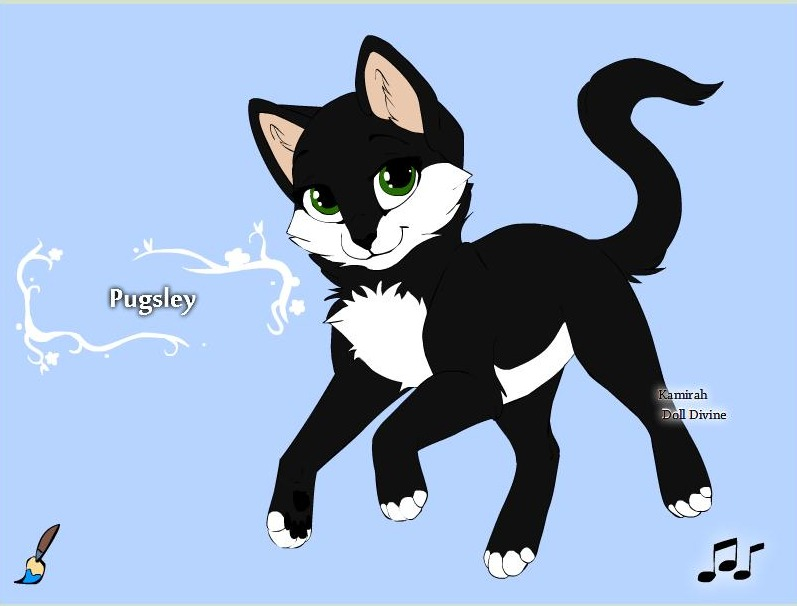 Pugsley2 by Twilightzonegirl13