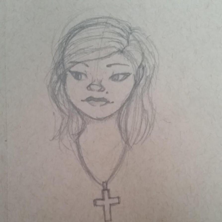 Character Design: Blaise Storminger by Twilightzonegirl13