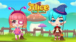 Alice and Ron - Alice the Witch