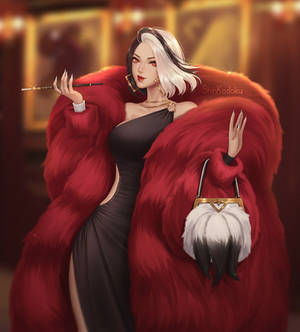 Commission : Cruella De Vil