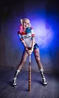 Harley Quinn by AnastasiaKomori