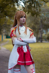 Asuna by AnastasiaKomori