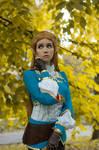 Zelda by AnastasiaKomori