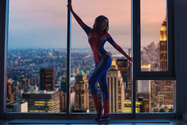 Spider Mary Jane