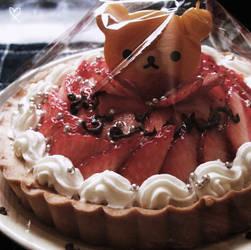 2nd Bthday Anniversary cake