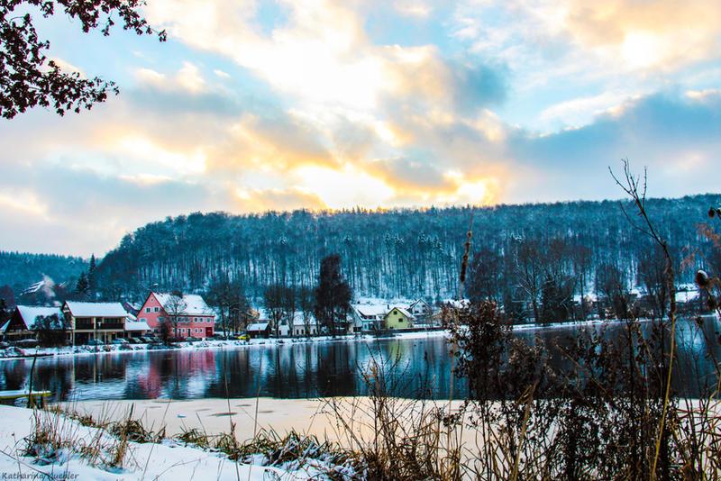 Colorful Winter by KatharinaKuebler