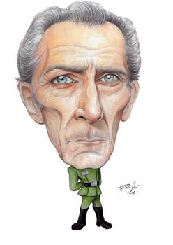 Peter Cushing! a really talented guy!!