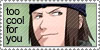 Genma is cool by Stamp-Attack