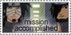 mission accomplished by Stamp-Attack