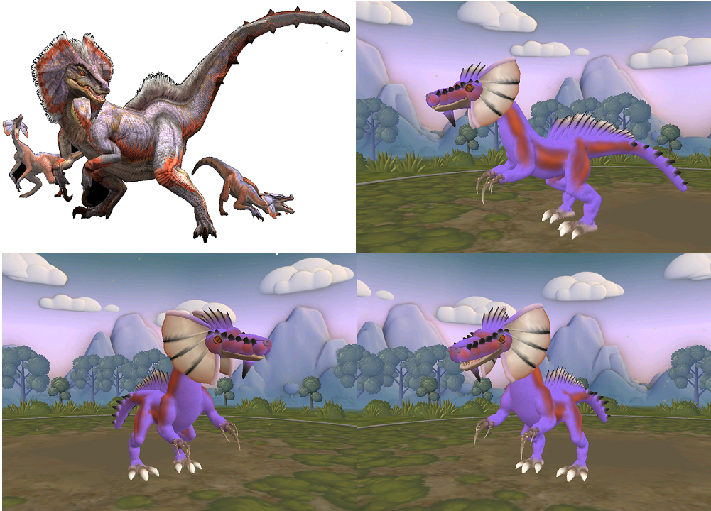 Spore Great Jaggi (from Monster Hunter) by Marmotte5280