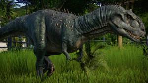 JWE Majungasaurus