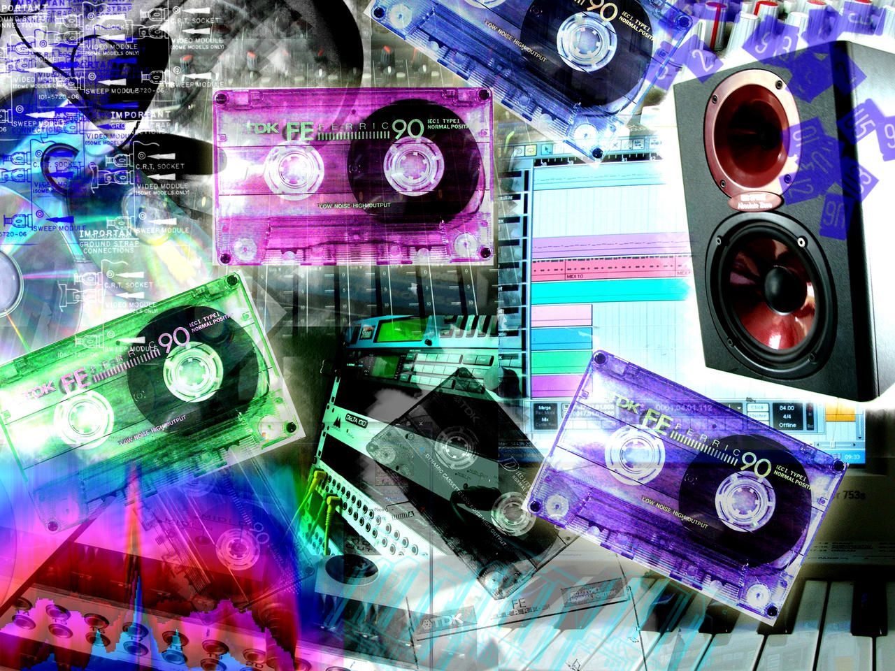 Digital Music by Tallis