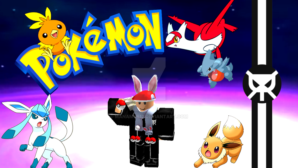 Project Pokemon ROBLOX By Manamus12 On DeviantArt