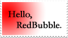 RedBubble Stamp 01 by SDRandTH-Stock