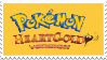 Poke'mon Heart Gold Stamp 02 by SDRandTH-Stock