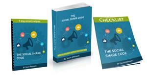 The Social Share Code review demo and premium bonu