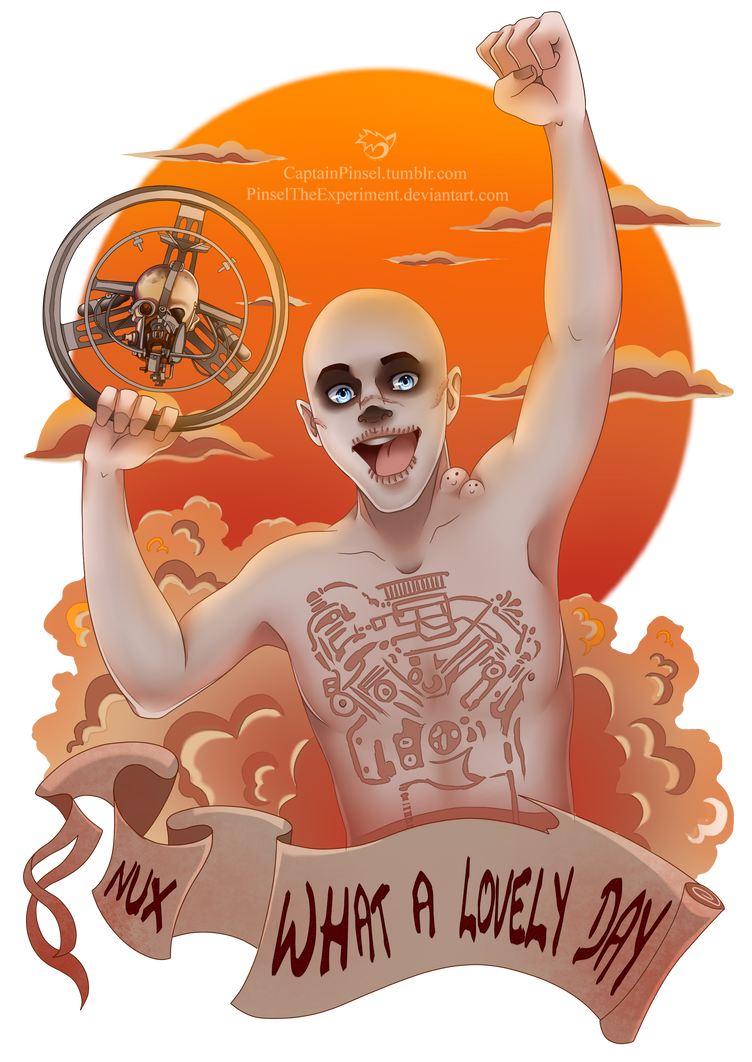 .: Mad Max - Nux :. by PinselTheExperiment
