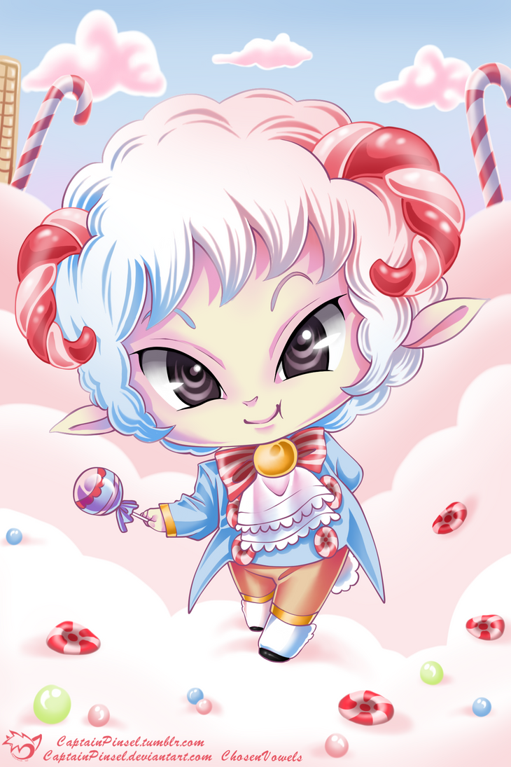 .: Candy Maehlvin :. by CaptainPinsel