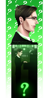 .: Edward Nygma - The Riddler :.
