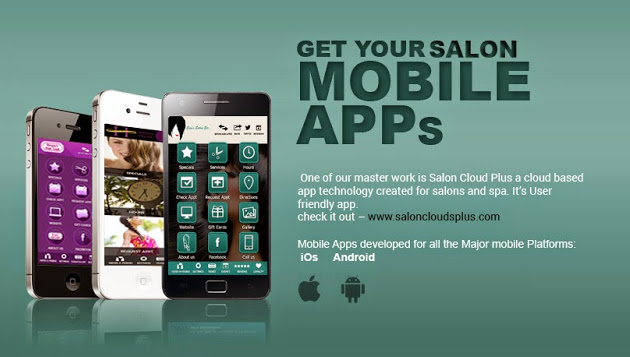 Effective Salon App Design And Seo Smo For Salon By