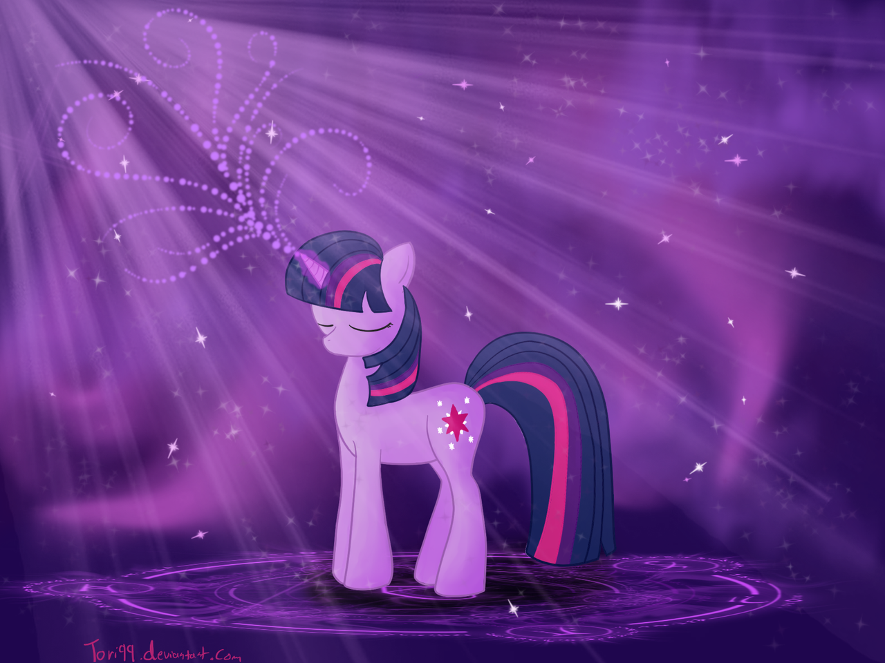 Magic Circle by tori99