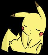 Pikachu by triinket