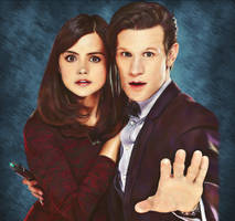 Eleven and Clara by charlottetwidale