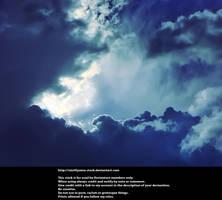 Clouds 117 by Miztliyuma-Stock