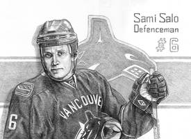 Sami Salo by IcedWingsArt
