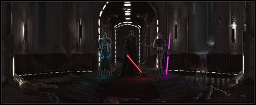 Three Deadly Sith by AldoMartinezC
