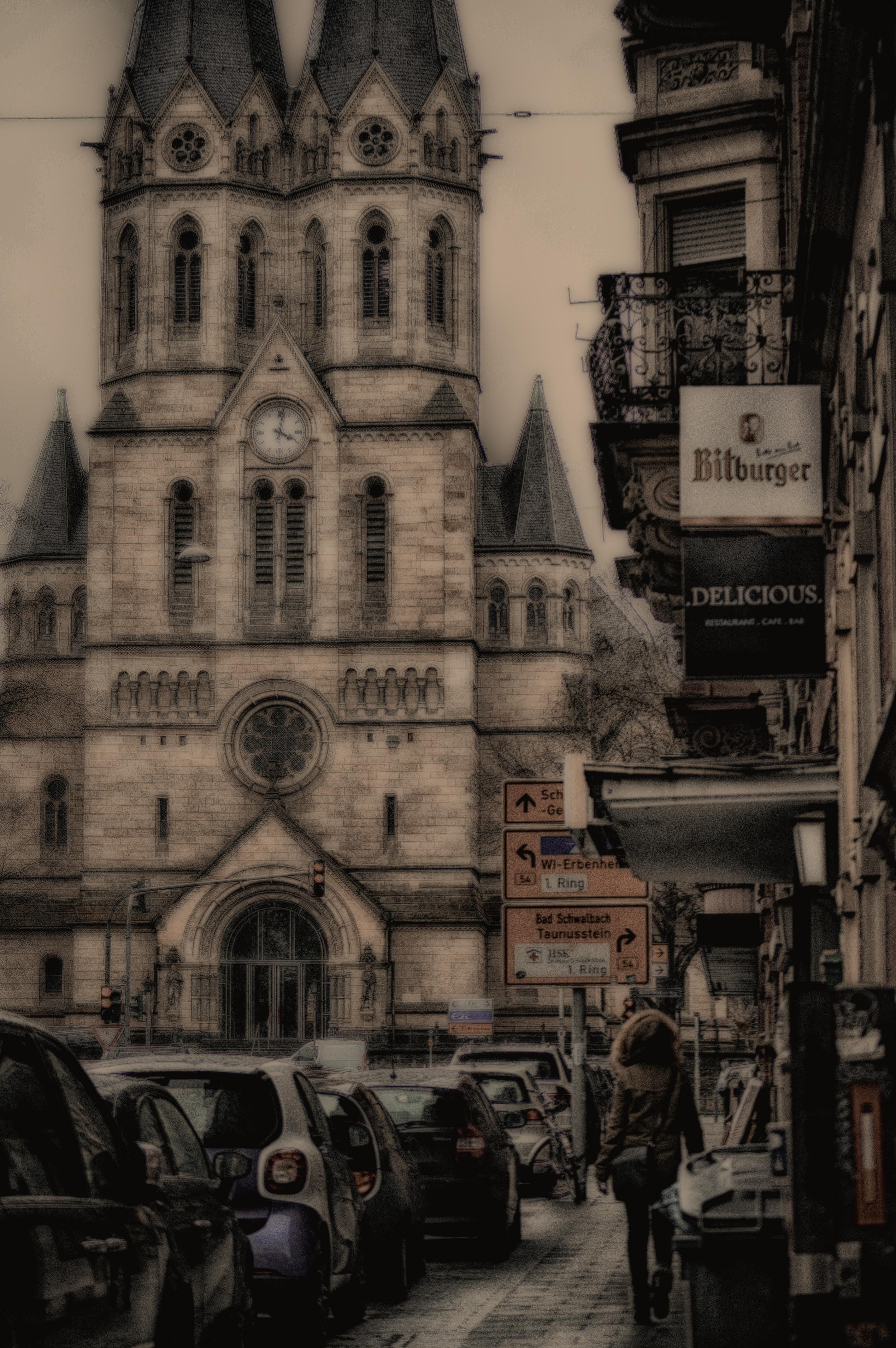 Ring-Kirche by shishas