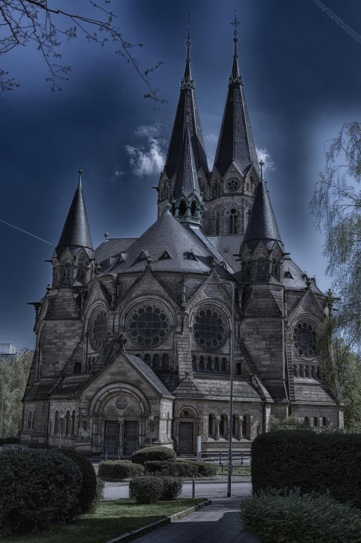 Church by shishas