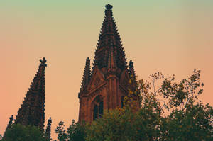 Church Spire by shishas