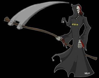 Hi, My name is...Death by Bloodzilla-Billy