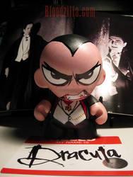 Dracula 'Munny' by Bloodzilla-Billy