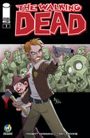 Walking Dead Tulsa Variant by Bloodzilla-Billy