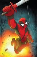 Deadpool by Bloodzilla-Billy