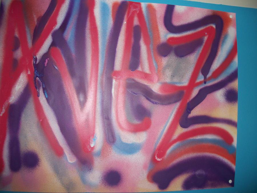fun graffiti by Avey-Cee