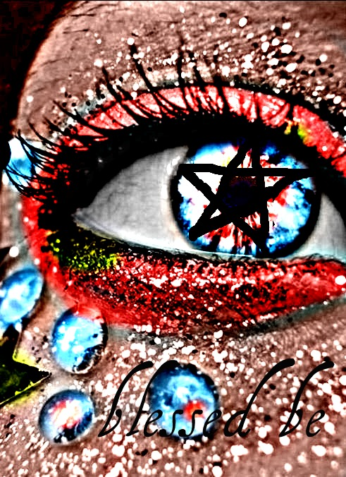 bn'ltocolorWiccan eye by Avey-Cee