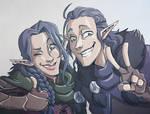 Critical Role Fun Twins