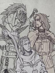 My DnD sketch