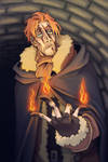 Critical Role Caleb Scorching Ray