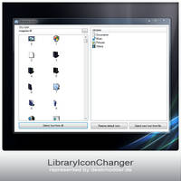 library icon changer by deskmodder