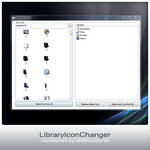 library icon changer