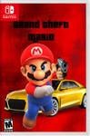 Grand Theft Mario Nintendo Switch