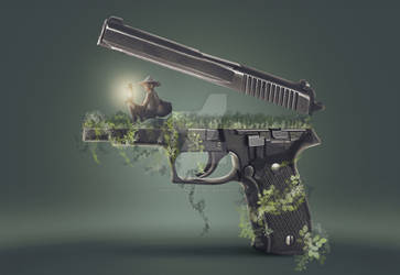peace is the last gun